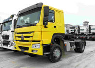 4x2 6 Wheeler Tractor Trailer Truck Head 20-40 Tons Loading SGS Approved