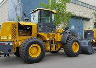 Multipurpose XCMG Wheel Loader ZL50GN Heavy Construction Machinery For Construction Area